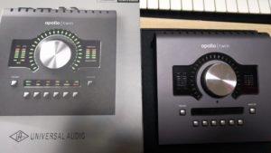 APOLLO TWIN-MK2とアポロUSBタイプ購入!WINDOWS環境の注意点!